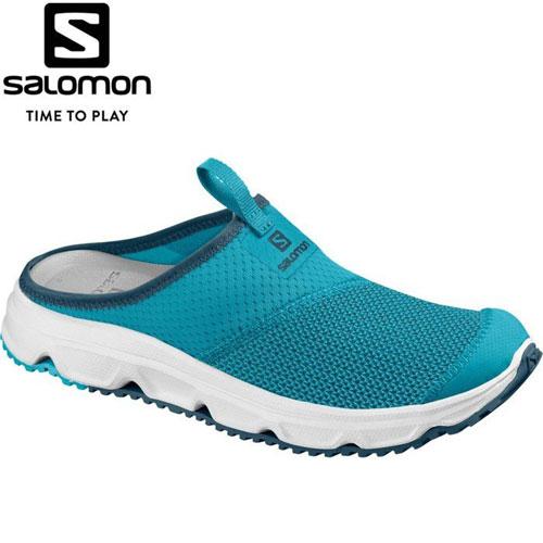 ポイント5倍!12/19AMまで!SALOMON サロモン RX SLIDE 4.0 W アールエックススライド 4.0 W サンダル スリッポン レディース:L40737100