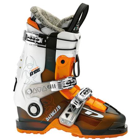 ツアーブーツ 兼用靴10-11 DALBELLO ダルベロ V.IRUS FREEウォークモード付き 【送料無料】[最終特価][50-スキー用品]