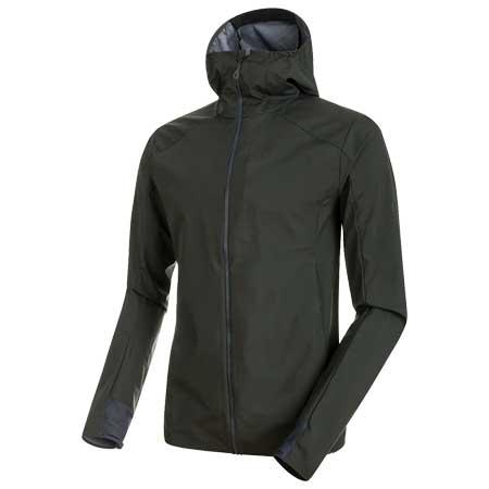 [11/16まで 10%OFFクーポンあり] マムート MAMMUT Ultimate V Light SO Hooded Jacket Men [2018SS メンズ ジャケット] (0121):1011-00120 [クリアランスpt0]