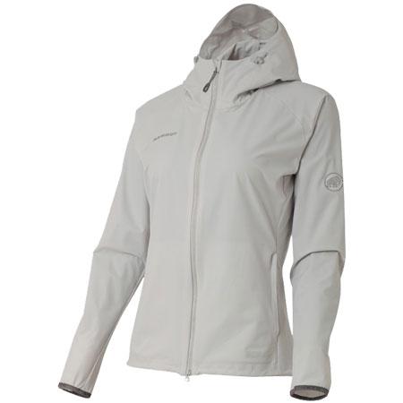 マムート MAMMUT GRANITE SO Hooded Jacket Women [2018SS レディース ジャケット] (00103):1011-00330 [特価マムート]