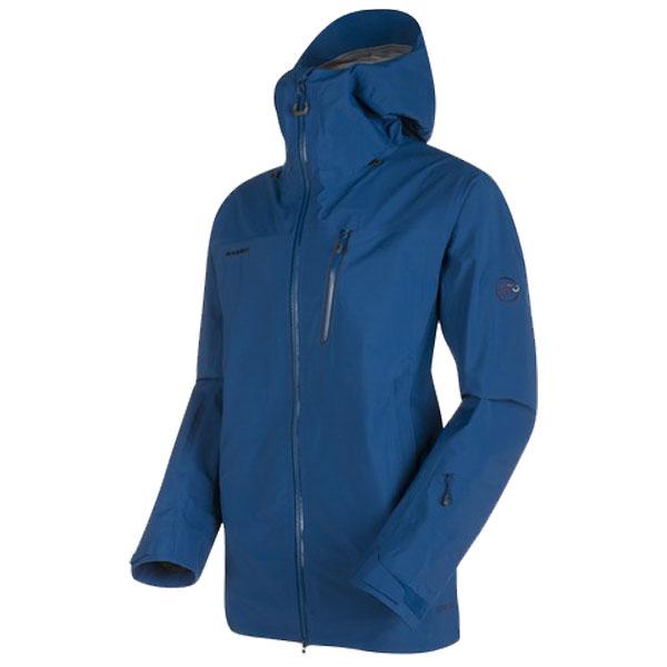 [11/16まで 10%OFFクーポンあり] マムート MAMMUT Alvier HS Hooded Jacket Men [特価 ジャケット] (5967):1010-18600 [pt0] [40_mmt]
