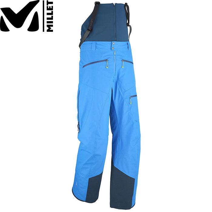 MILLET ミレー M WHITE NEO 3L PANT JP M ホワイト ネオ 3L パンツ 〔2017FW パンツ メンズ JP〕 (ELECTRIC BLUE/POSEIDON):MIV7460 [40_MIL] [特価ミレー]