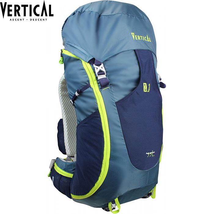 VERTICAL ヴァーティカル Adventure 55L 〔2018SS 登山 トレッキング ザック 〕 (Peacock):VRHMB10H