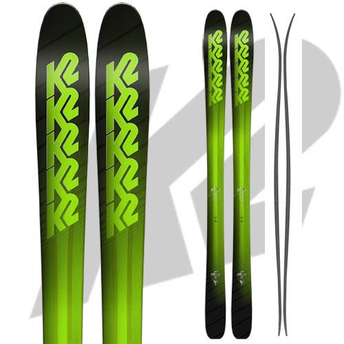 [11/16まで 10%OFFクーポンあり] K2 ケーツー 17-18 スキー Ski 2018 Pinnacle 95 ピナクル 95 [板のみ] オールマウンテン パウダー: [2018pt0]