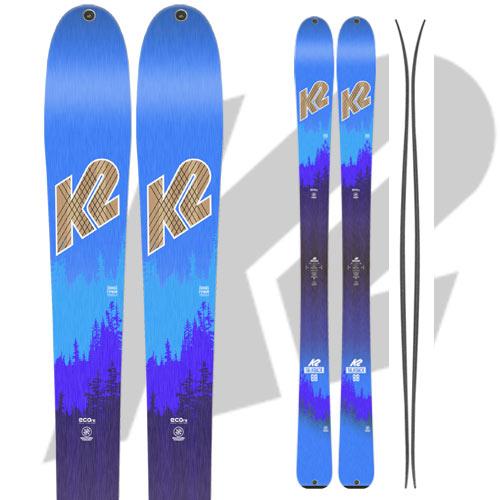 10%OFFクーポン発行中!11/22まで K2 ケーツー 17-18 スキー Ski 2018 トークバック 88 Talkback 88 [板のみ] オールマウンテン レディース バックカントリー: [2018pt0]