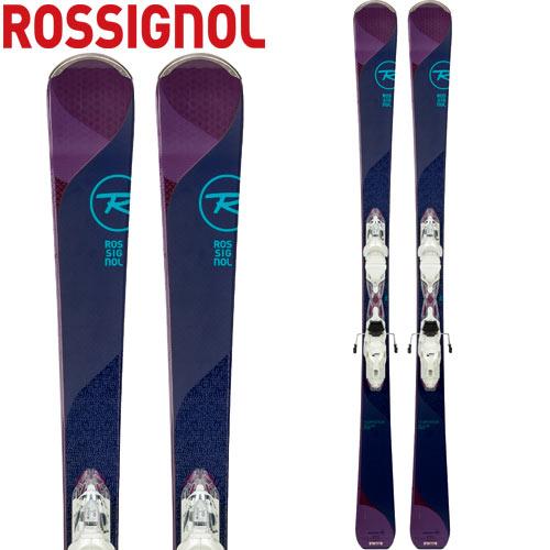 ROSSIGNOL ロシニョール 17-18 スキー ski 2018 TEMPTATION 84 HD テンプテーション84 HD + XPRESS W 11 (金具付き) オールマウンテン:RAGEC03 [2018pt0]