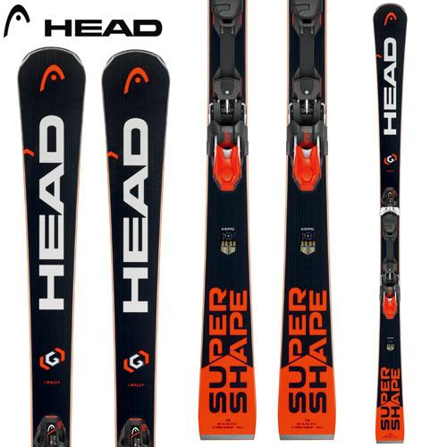 クーポン&ポイント最大10倍 HEAD ヘッド 17-18 スキー ski 2018 SUPERSHAPE i RALLY スーパーシェイプ i ラリー + PRD 12 (金具付き) 基礎 オールラウンド: [2018pt0]