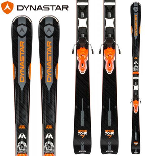 DYNASTAR ディナスター 17-18 スキー ski 2018 SPEED ZONE 7 XPRESS2 スピードゾーン (金具付き) 基礎 デモ オールラウンド (-):DAGC302