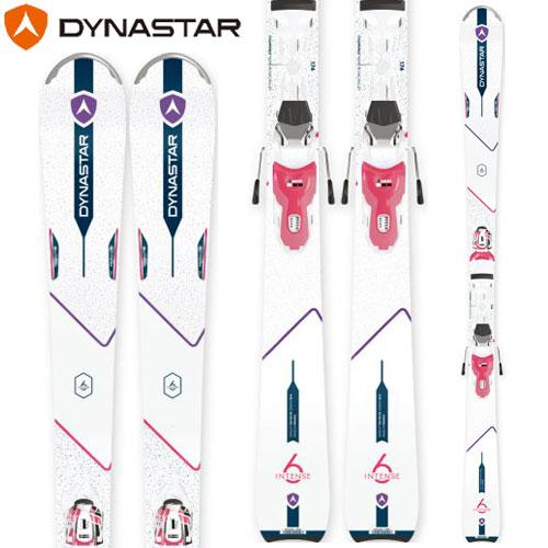 [11/16まで 10%OFFクーポンあり] DYNASTAR ディナスター 17-18 スキー ski 2018 INTENSE 6 XPRESS インテンス (金具付き) レディース オールラウンド (-):DAGD901
