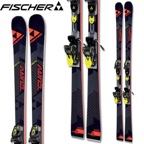 フィッシャー FISCHER 17-18 スキー SKI 2018 RC4 RC4 THE CURV スキー カーブ BOOSTER JP カーブ ブースターJP + RC4 Z 13 FREEFLEX (金具付き) デモ 基礎 (-):, leffe:4f17025f --- sunward.msk.ru