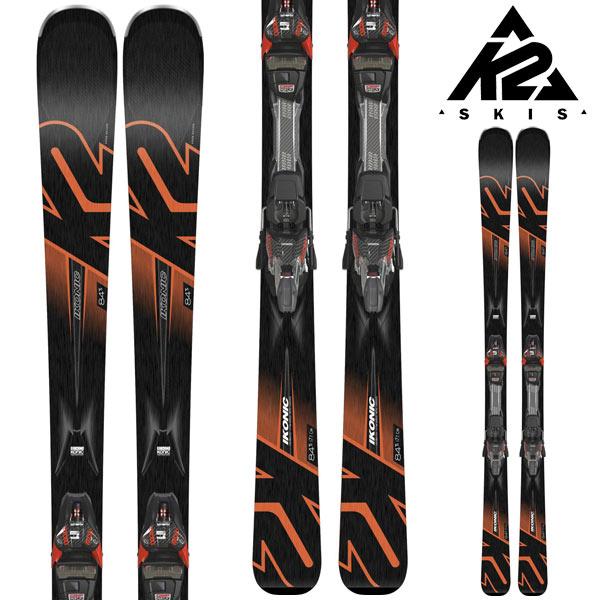【本物新品保証】 K2 ケーツー 18-19 スキー Ski 2019 スキー K2 ケーツー IKONIC 84 TI アイコニック 84Ti (金具付き) オールマウンテン オールコンディション (-):, くすりと健康 サンダードラッグ:25d00289 --- construart30.dominiotemporario.com