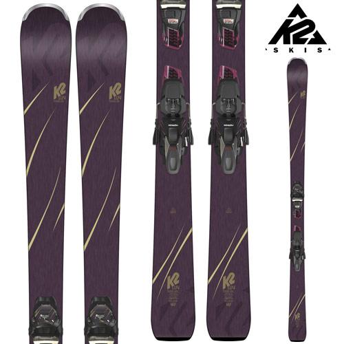 K2 ケーツー 18-19 スキー Ski 2019 TOUGH 2019 LUV 18-19 タフラブ Ski (金具付き) オールマウンテン オールコンディション レディース (-):, Nfurniture:5da1a8ff --- data.gd.no