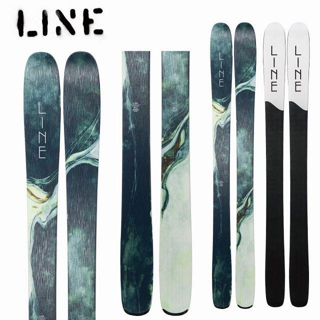 LINE ライン 18-19 スキー Ski 2019 PANDORA 104 パンドラ 104 (板のみ) パウダー ロッカー レディース (-):