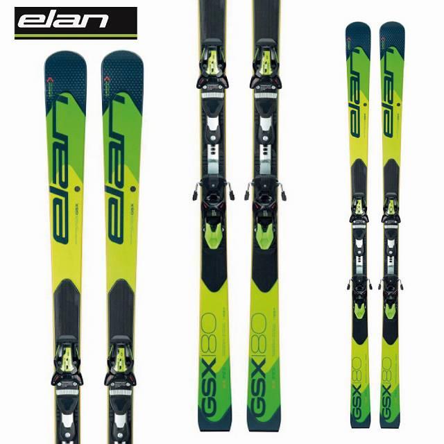 ELAN エラン 2019 18-19 18-19 スキー Ski 2019 GSX MASTER PLATE ELAN (金具付き) GS 大回り マスターズ (-):, DREDLINE:d1b7cb62 --- sunward.msk.ru