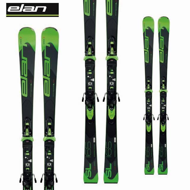 ELAN エラン 18-19 18-19 スキー Ski SL SL 2019 SL FUSION (金具付き) SL 基礎 小回り (-):, 純金PRIMAGOLDオフィシャル店:ff6e757c --- sunward.msk.ru