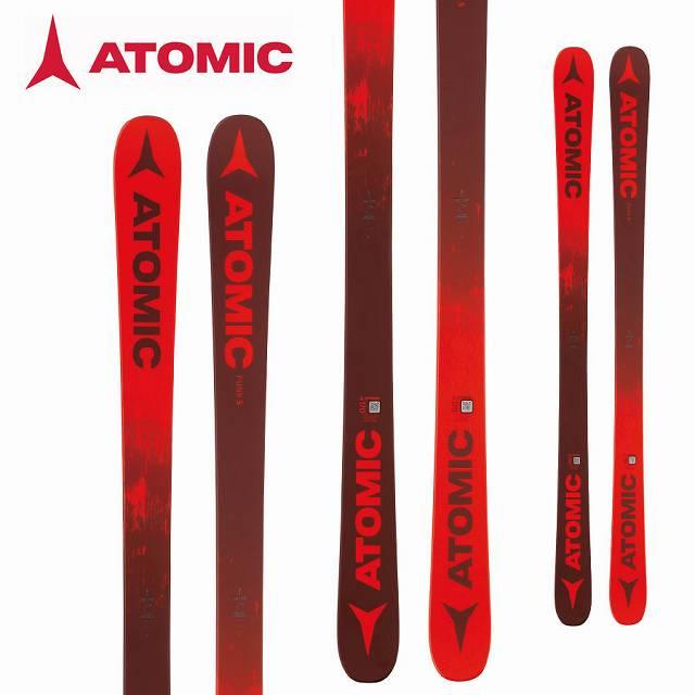 [11/16まで 10%OFFクーポンあり] ATOMIC アトミック 18-19 スキー Ski 2019 パンクス 5 PUNX 5 (板のみ) フリースタイル ツインチップ (-):AA0027226