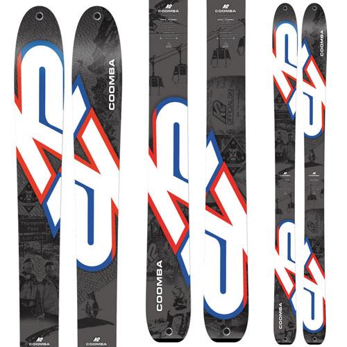 [11/16まで 10%OFFクーポンあり] 16-17 K2 ケーツー 2017 スキー SKI クンバ104 Coomba104 パウダー フリーライド:[2018pt0] (-):