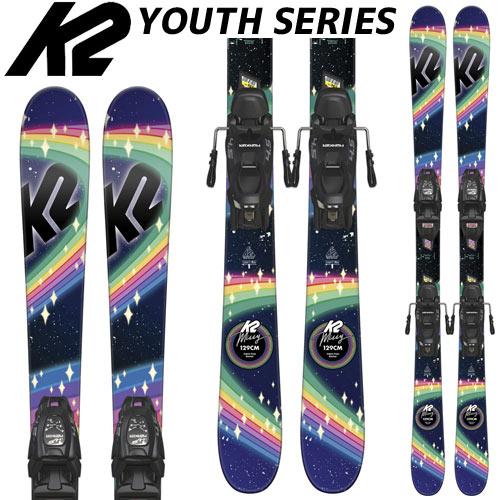 10%OFFクーポン発行中!11/22まで K2 ケーツー 18-19 スキー Ski 2019 MISSY 7.0 FDT JR ミッシー (FDT JR 7.0 金具付き) ジュニア フリーライド オールラウンド (-):