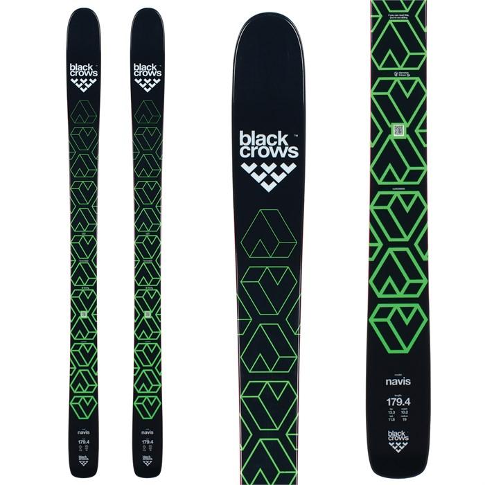 BLACKCROWS ブラッククロウズ 18-19 スキー Ski 2019 NAVIS ネイビス (板のみ) オールマウンテン パウダー (-):