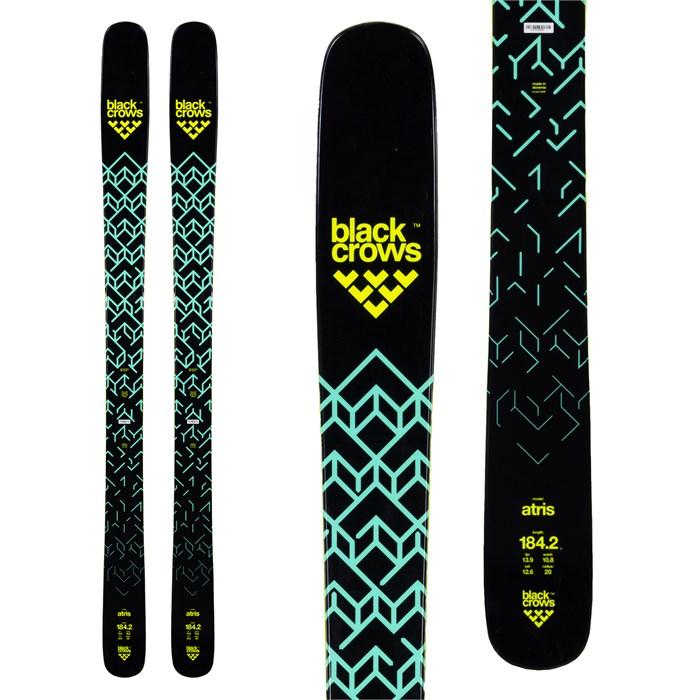 BLACKCROWS ブラッククロウズ 18-19 スキー Ski 2019 ATRIS アトリス (板のみ) オールマウンテン パウダー (-):