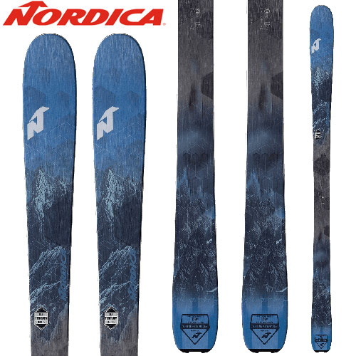 NORDICA ノルディカ ノルディカ NAVIGATOR 18-19 ski NORDICA 2019 スキー ナビゲーター NAVIGATOR 85 (板のみ) オールマウンテン (-):, DressLine:c873bcb1 --- sunward.msk.ru