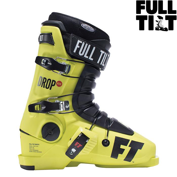 FULL TILT フルティルト スキーブーツ 18-19 DROP KICK ドロップキック〔2019 フリースタイル モーグル〕 :j181601104