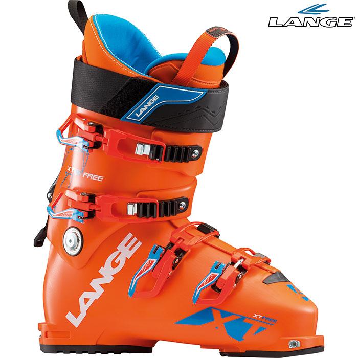 LANGE ラング 18-19 XT FREE スキーブーツ 110 〔2019 スキーブーツ XT ウォークモード付〕 FREE (Flashy-Orange):LBH7240, 亘理郡:cb5f16b5 --- sunward.msk.ru
