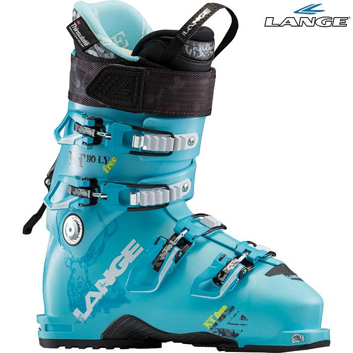 LANGE ラング 18-19 XT FREE 110 W LV 〔2019 スキーブーツ ウォークモード付 女性用〕 (Light-Blue):LBH7300