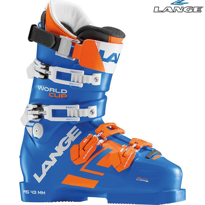 LANGE ラング 18-19 WORLD CUP ZA+ 〔2019 スキーブーツ RACE〕 (power-blue):LBH9290