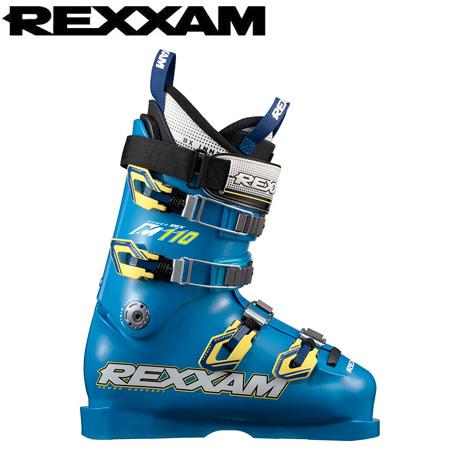 [11/16まで 10%OFFクーポンあり] [送料無料] REXXAM レクザム 17-18 スキーブーツ skiboot 2018 PowerREX M110 パワーレックスM110 基礎 オールラウンド: