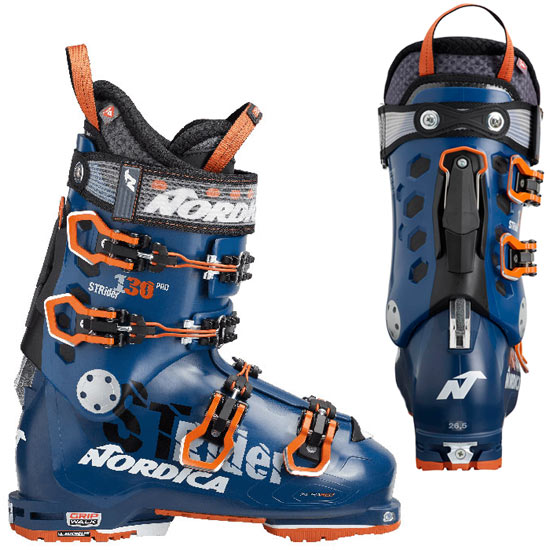 NORDICA ノルディカ スキーブーツ 18-19 2019 STRIDER PRO 130 DYN ツーリング バックカントリー テックビンディング対応