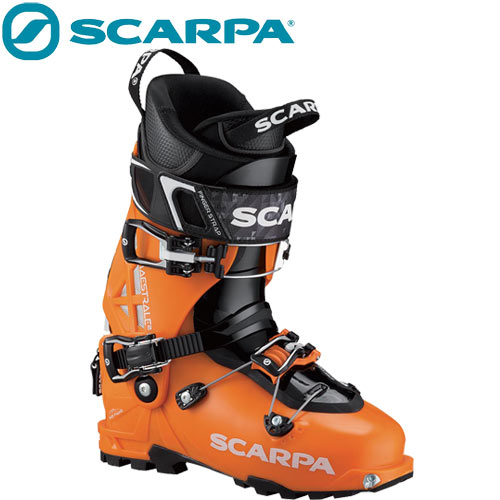 スカルパ 18-19 SCARPA 2019 マエストラーレ2 MAESTRALE2 兼用靴 ツアーブーツ ウォークモード付き バックカントリー