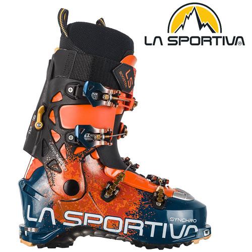 スポルティバ LA SPORTIVA 17-18 2018 SYNCHRO シンクロ 兼用靴 ツアーブーツ ウォークモード付き バックカントリー [34SSブーツ]