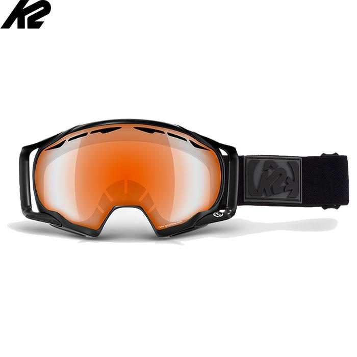 K2 ゴーグル PHOTOKINETIC 〔特価 40%OFF スキー スノーボード ゴーグル〕 [pt0] (MT-BK):S1411002020