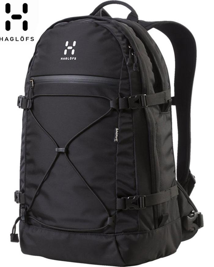 HAGLOFS ホグロフス Backup 15 inch 〔ビジネスパック BAG 2018SS〕 [ty] (TRUEBLACK):338500