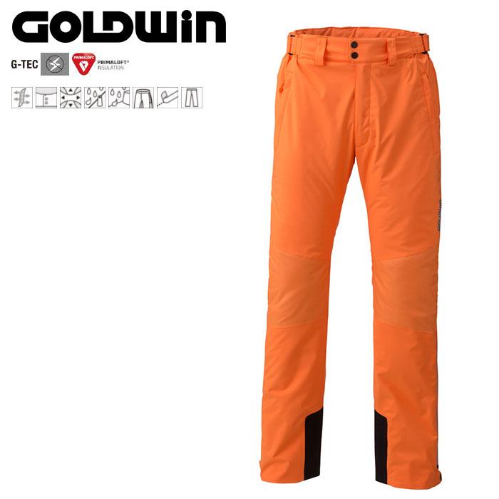 GOLDWIN ゴールドウィン Snow Squad Pants 〔Men's スキーウェア パンツ〕 (TL):G31510P [40-49ウエア] [56-OUTER¥][34SS-out]