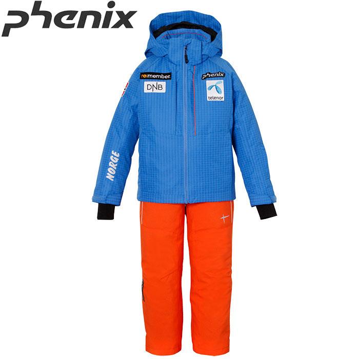 最高 PHENIX お買い得 フェニックス NORWAY TEAM PHENIX KID'S 2PIECE ジュニア スキーウェア スキーウェア 上下セット 旧モデル お買い得 40%OFF [pt0] (BL):PS7G22P70, シチカシュクマチ:8d598953 --- wedding-soramame.yutaka-na-jinsei.com