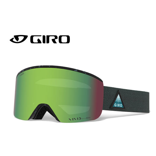 GIRO ジロー 19-20 ゴーグル 2020 ELLA TEAL ARROW MTN エラ スキーゴーグル レディース 平面 Vividレンズ 眼鏡対応:7106078 [34SS_GOG]