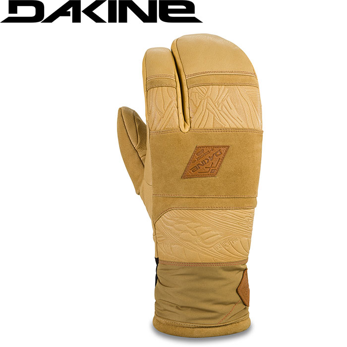 DAKINE ダカイン 18-19 TEAM BARON TRIGGER MITT スキー スノーボード グローブ (CBE):AI237-707