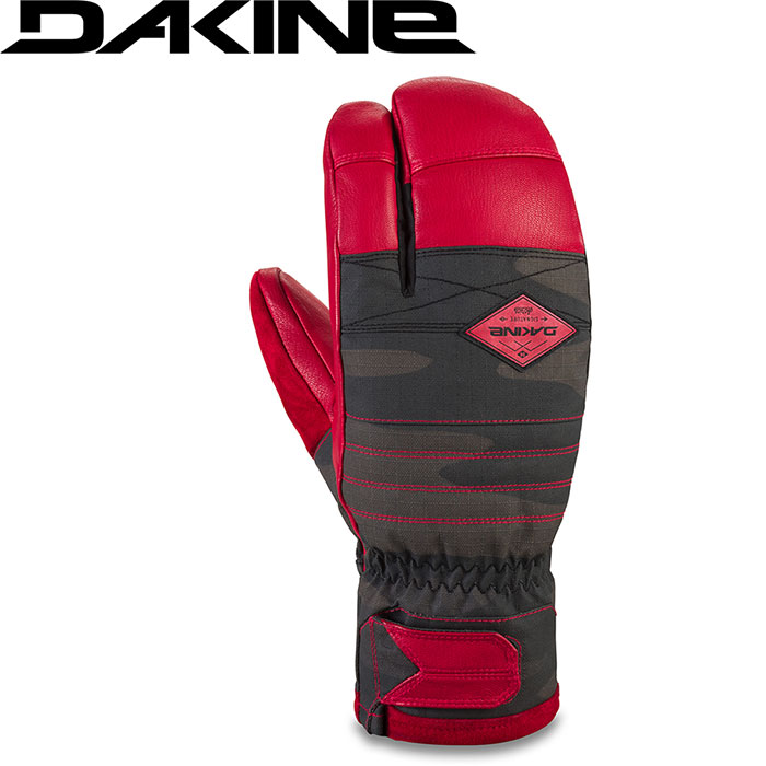 DAKINE ダカイン 18-19 TEAM FILLMORE TRIGGER MITT スキー スノーボード グローブ (SMC):AI237-719