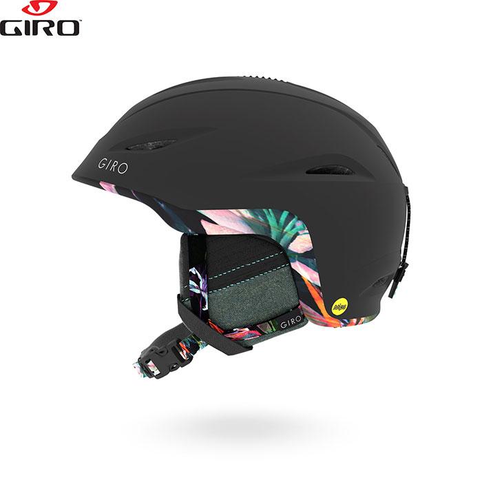 Giro ジロー ヘルメット FADE MIPS フェード ミップス 2018/2019 お買い得 スキー スノーボード (MatteBlackElectricPetal):709393