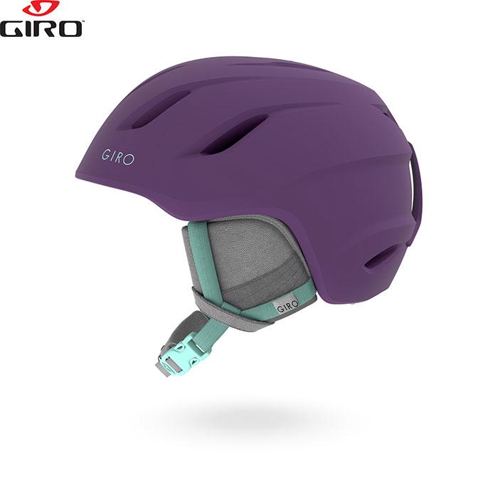 Giro ジロー ヘルメット ERA AF エラ 2018/2019 お買い得 スキー スノーボード (MatteDustyPurple):709397