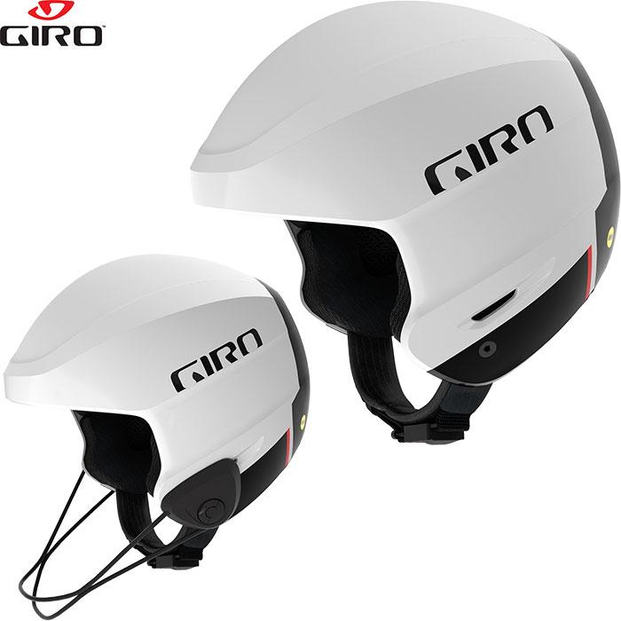 Giro ジロー ヘルメット STRIVE MIPS ストライブ ミップス 2018/2019 お買い得 スキー スノーボード (チンバー付属) (MatteWhite):708297 [34SS_HEL]