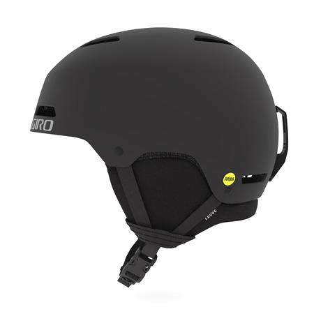 GIRO ジロ 2019モデル LEDGE MIPS レッジミップス Matte Black ヘルメット スキー スノーボード (-):