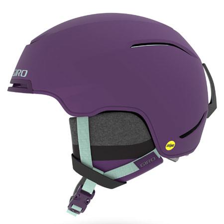 GIRO ジロ 2019モデル TERRA MIPS テラミップス MATTE-DUSTY-PURPLE ヘルメット スキー スノーボード (-):