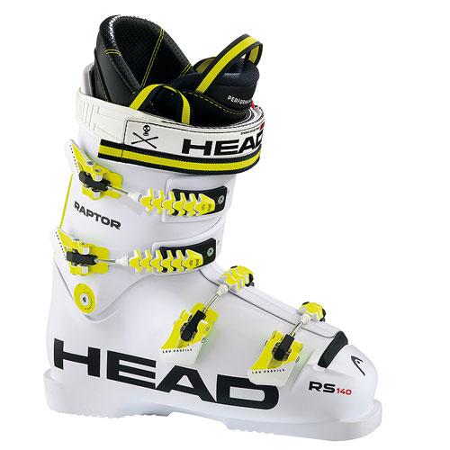 [11/16まで 10%OFFクーポンあり] スキーブーツ16-17 ヘッド HEAD 2017ラプター140 RS RAPTOR 140 RS レーシング・ 基礎エキスパート [ブーツ特価市]