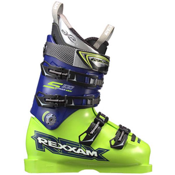 スキーブーツ 14-15 REXXAM レクザムパワーレックス PowerREX-S100 レーシング・基礎 【送料無料】[40-49スキー用品]