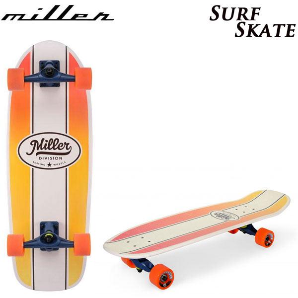 [送料無料] MILLER ミラー サーフスケート SURF SKATE CLASSIC 31.5