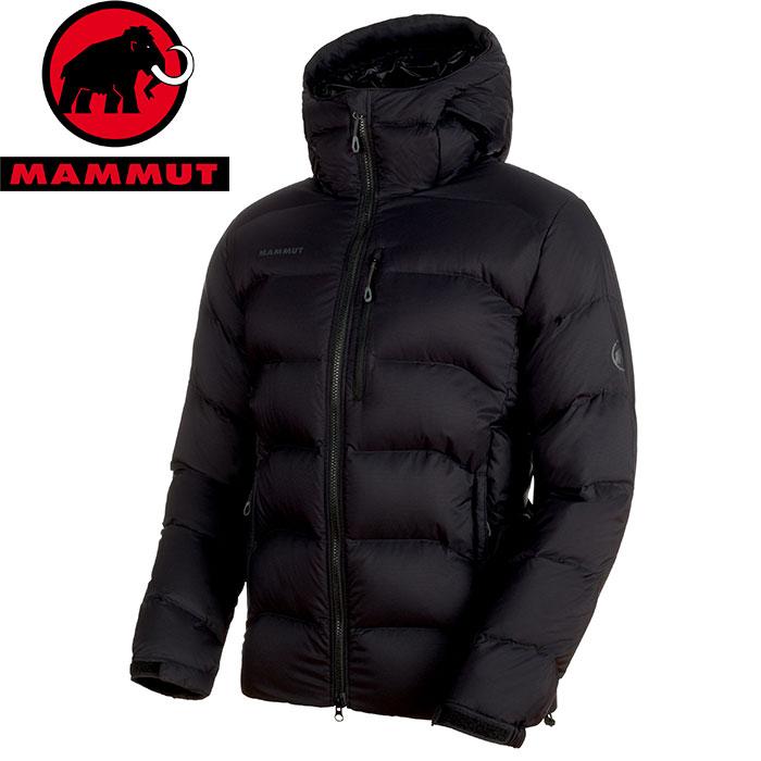 クーポン&ポイント最大10倍 MAMMUT マムート Xeron IN Hooded Jacket Men ダウン 羽毛 ジャケット JKT 2018FW 18-19 (black):1013-00700