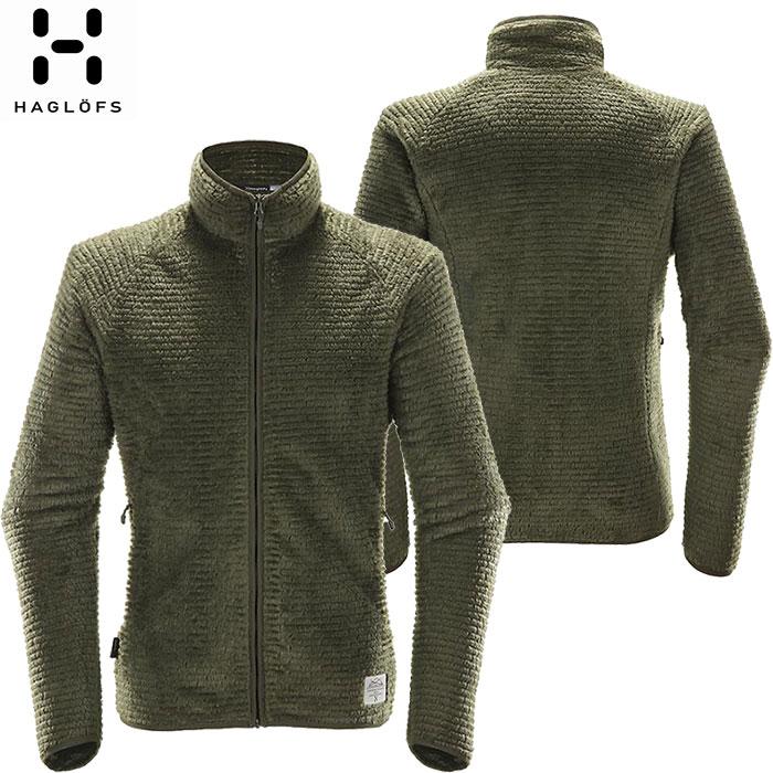 HAGLOFS ホグロフス 18-19 Sensum Jacket Men 2019 メンズ フリース ジャケット アウトドア (DEEPWOODS):603645 [特価ホグロフス]